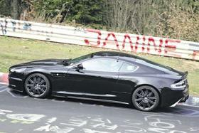 Aston Martin DB - 2007 aston martin db9