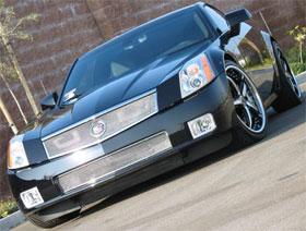 2008 D3 Cadillac XLR-V
