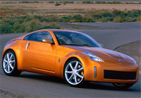 2008 Nissan 350Z Coupe and Roadster Price