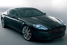 2009 Aston Martin photos