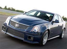 2009 Cadillac CTS V price