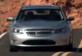 2010 Ford Taurus SHO video