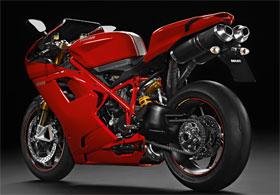 Ducati 1198 SP Photos