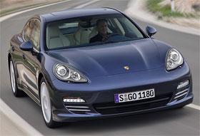2011 Porsche Panamera Car