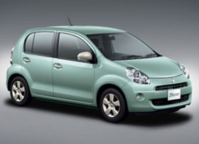 2011 Toyota Passo