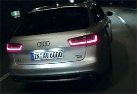 2012 Audi A6 Avant Commercial