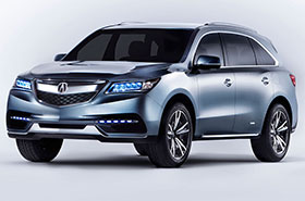 Acura  Review on 2014 Acura Mdx Pricing News   Product Review