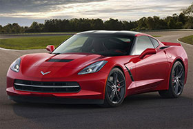 Corvette Stingray 2014 on 2014 Chevrolet Corvette Stingray Photos