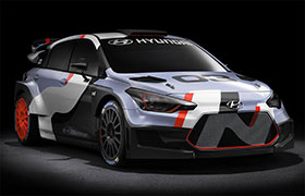 2016 Hyundai i20 WRC Photos
