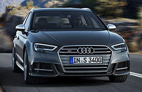 2017 Audi A3 S3 Facelift: Price, Specifications, Equipment Photos