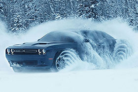 Dodge Challenger GT AWD Revealed Photos