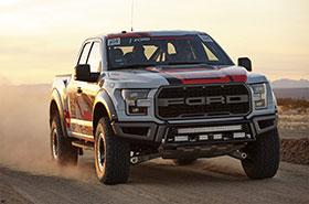 2017 Ford F150 Raptor Race Truck Photos