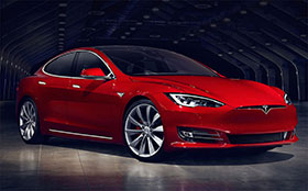 2017 Tesla Model S Facelift: Price, Specifications Photos