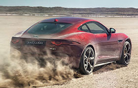 AWD Jaguar F Type R Photos
