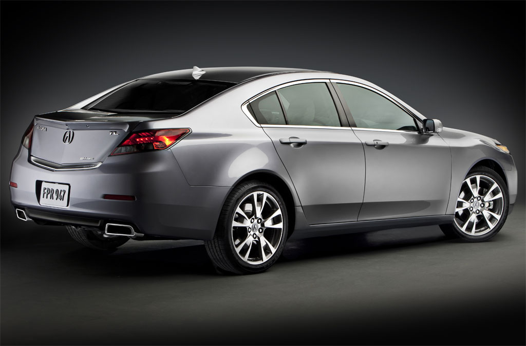 2012 Acura Tl. Back to 2012 Acura TL Gallery