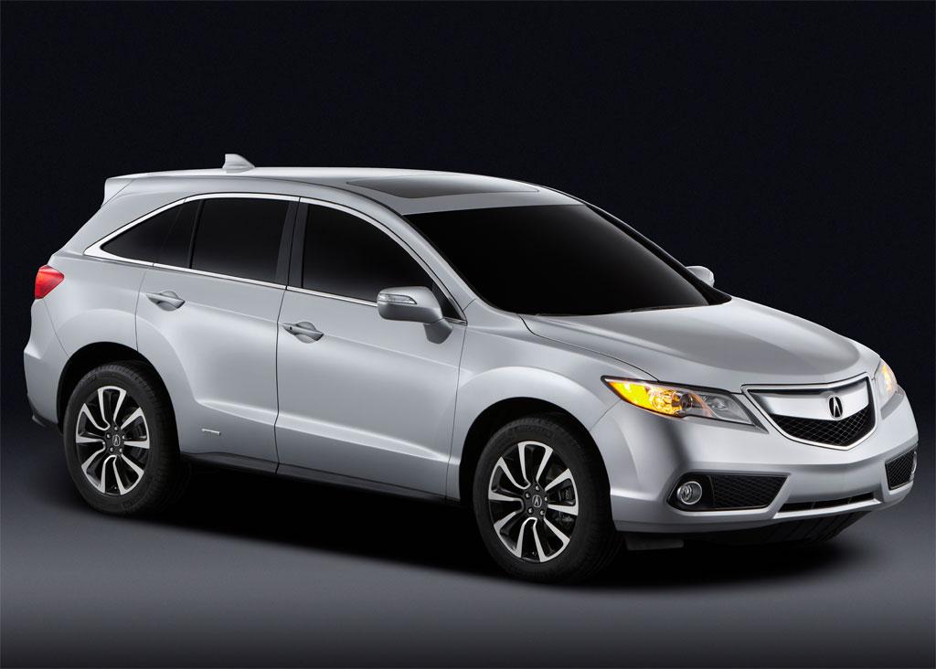 2013 Acura RDX Concept Photo 1 11996
