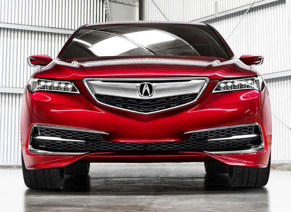 2015 Acura TLX Concept Photo 5 13702