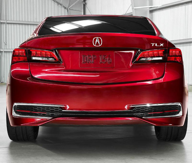 2015 acura tlx concept release date specs price release date redesign. Black Bedroom Furniture Sets. Home Design Ideas
