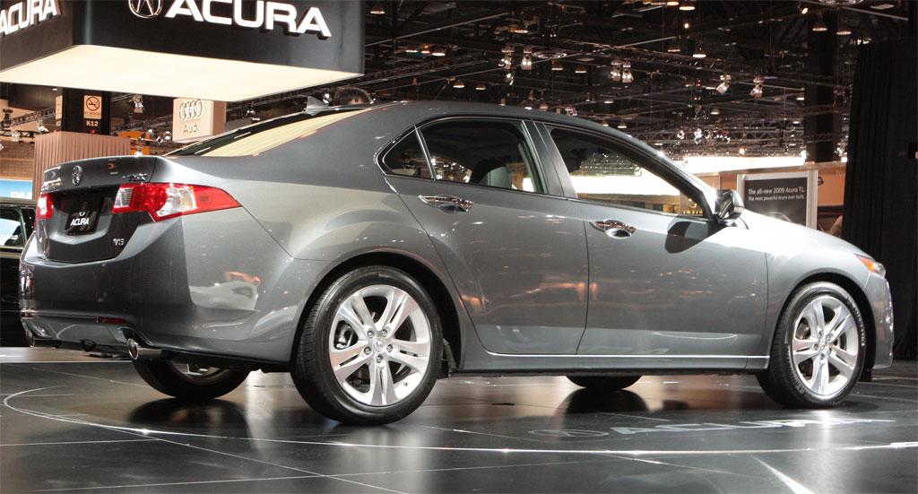 2015 Acura TSX