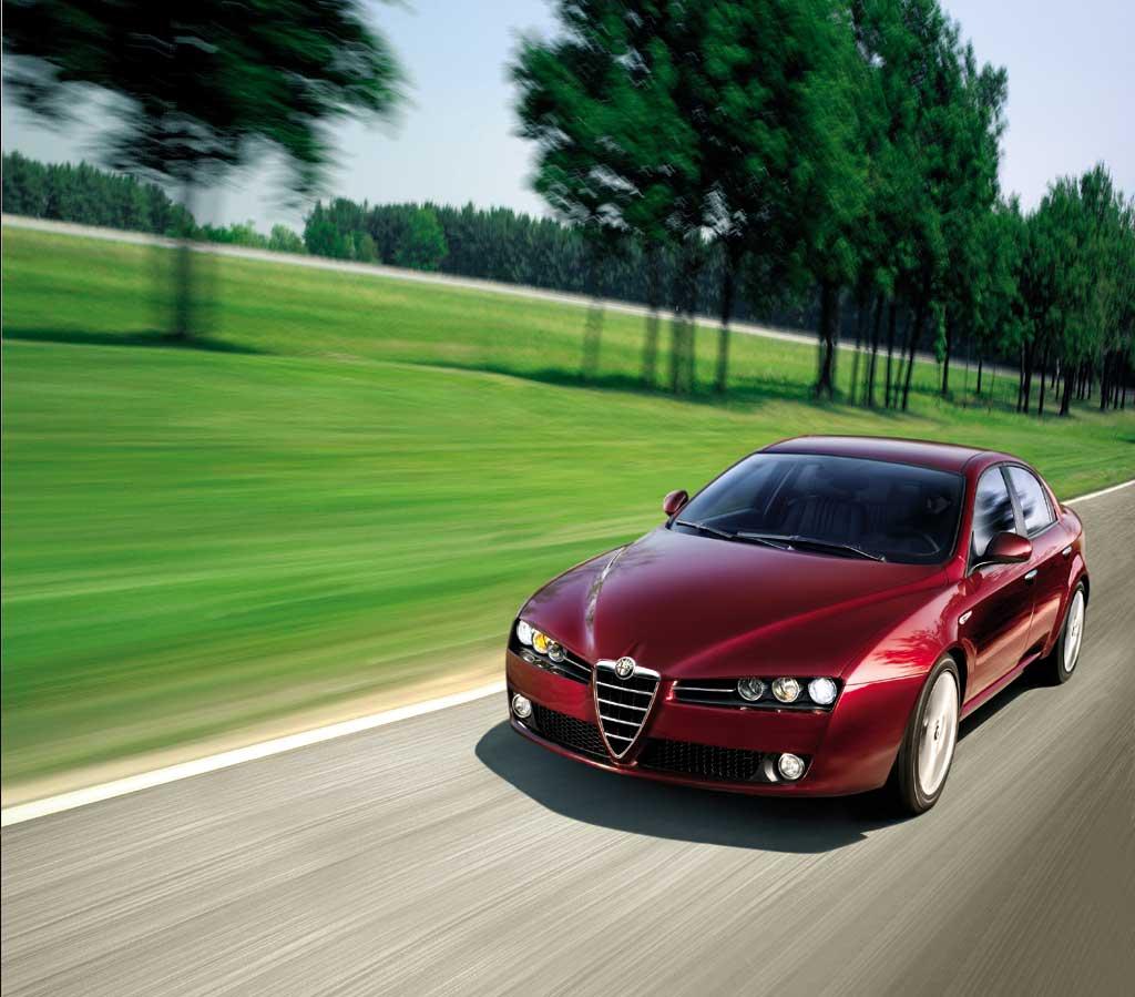 2018 Alfa Romeo 4c Spider Interior: Alfa 159 Q4 Q Tronic Photo 1 996