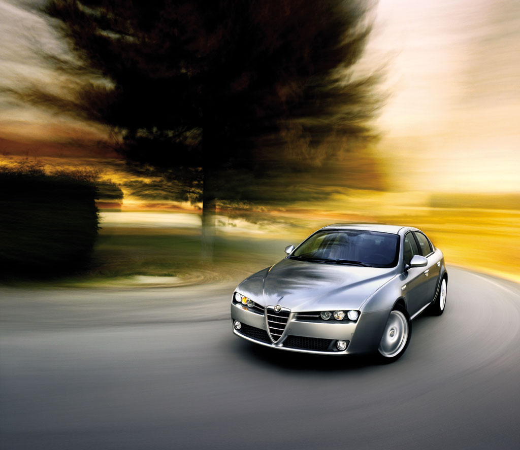 Alfa romeo 159 tbi top speed 13