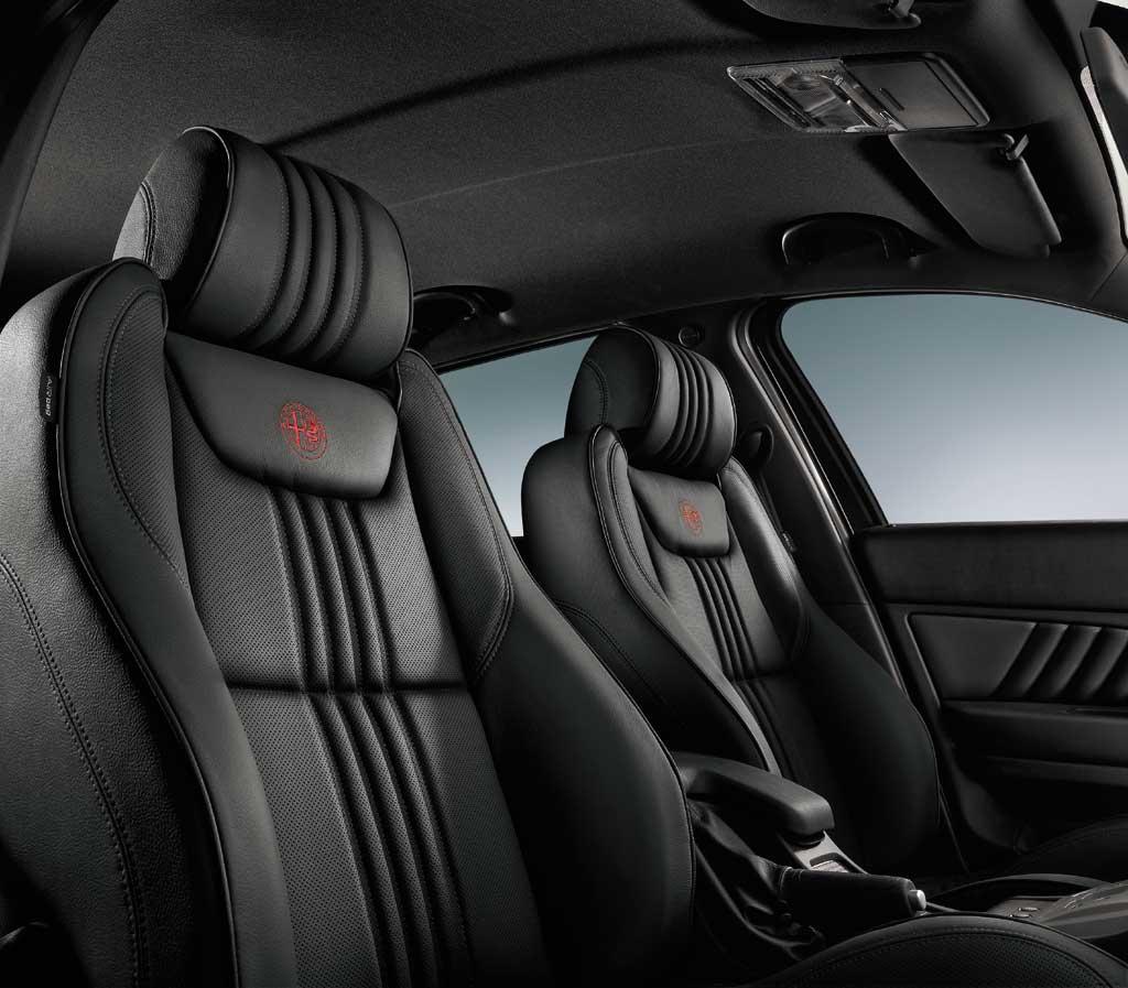 2018 Alfa Romeo 4c Spider Interior: Alfa 159 Q4 Q Tronic Photo 5 996