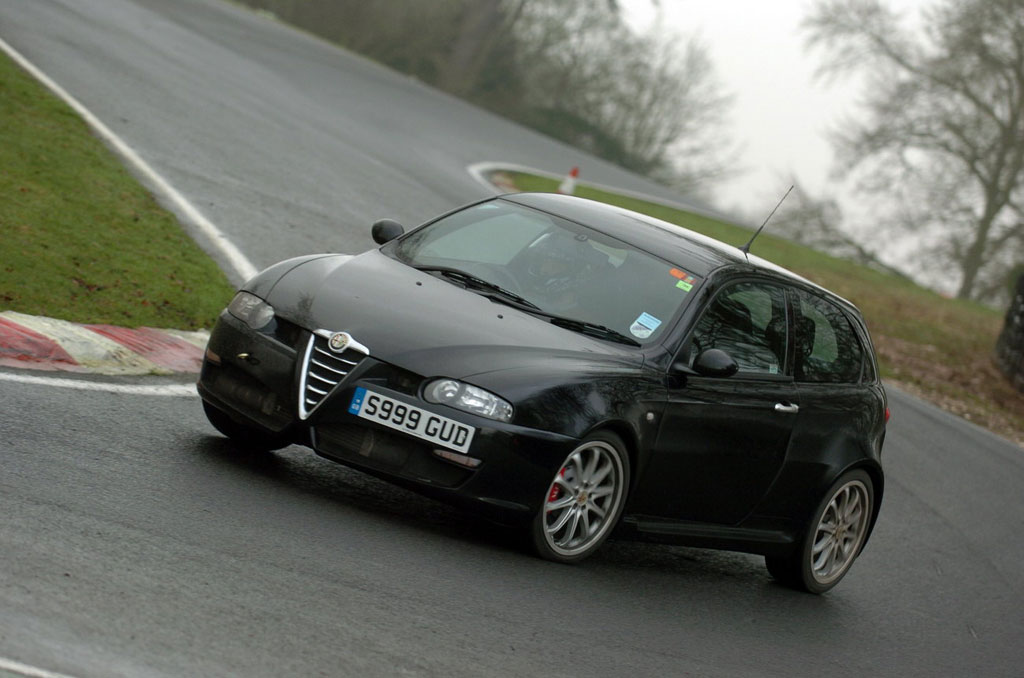 Back to Autodelta Alfa Romeo 147 GTA AM 3.7 Super Gallery