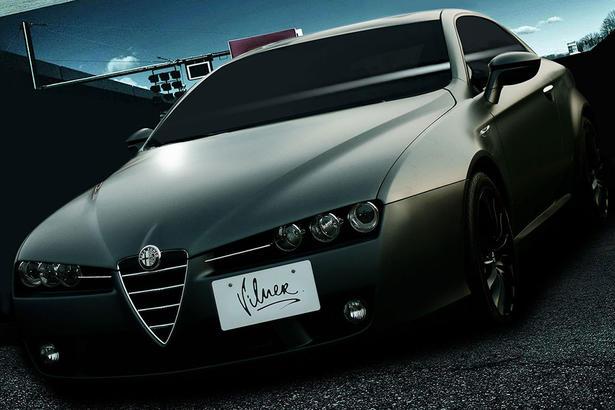 Alfa Romeo Brera Interior Upgrades By Vilner