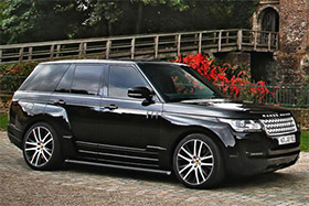 2013 Range Rover Powerkit and Body Kit by Arden Photos