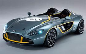 Aston Martin CC100 Speedster Photos