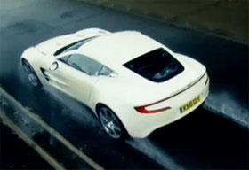 Aston Martin One Promo Video B