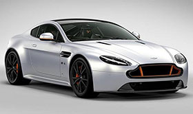 Aston Martin V8 Vantage S Blades Edition Photos