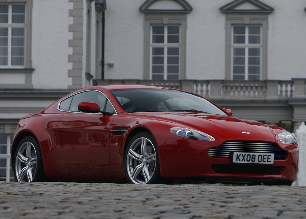 Aston Martin v8 Vantage Price in India Aston Martin v8 Vantage