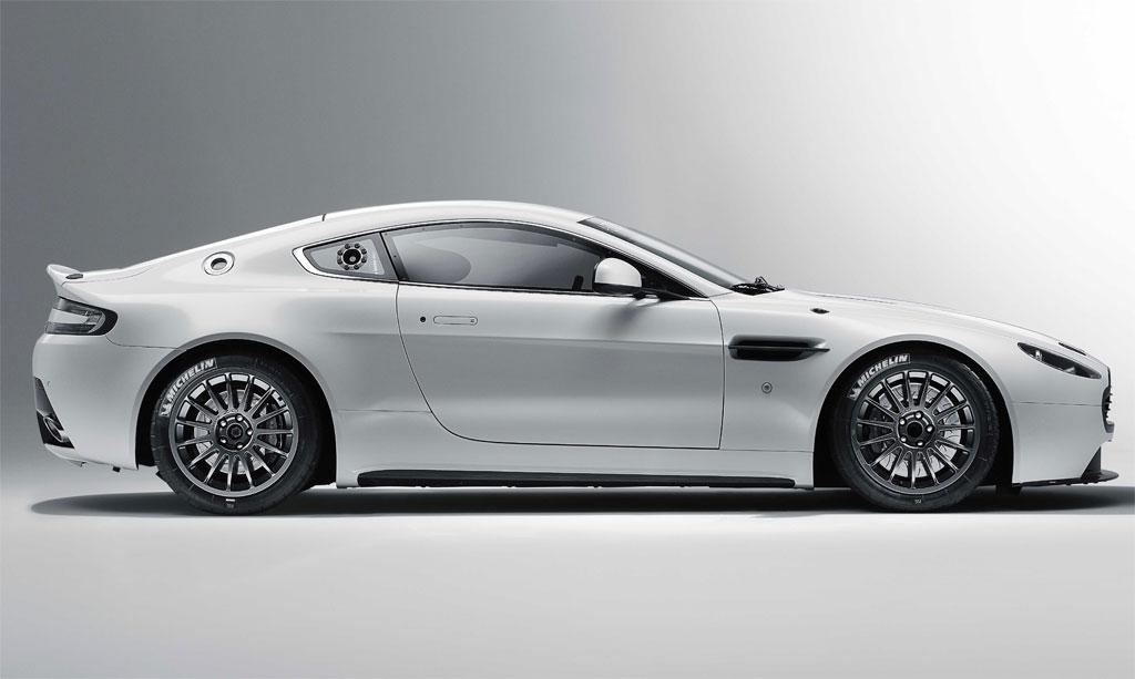 Price of 2011 Aston Martin Vantage Gt4 2011 Aston Martin Vantage Gt4