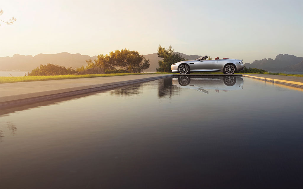 2013 Aston Martin DB9 Photos - Image 23
