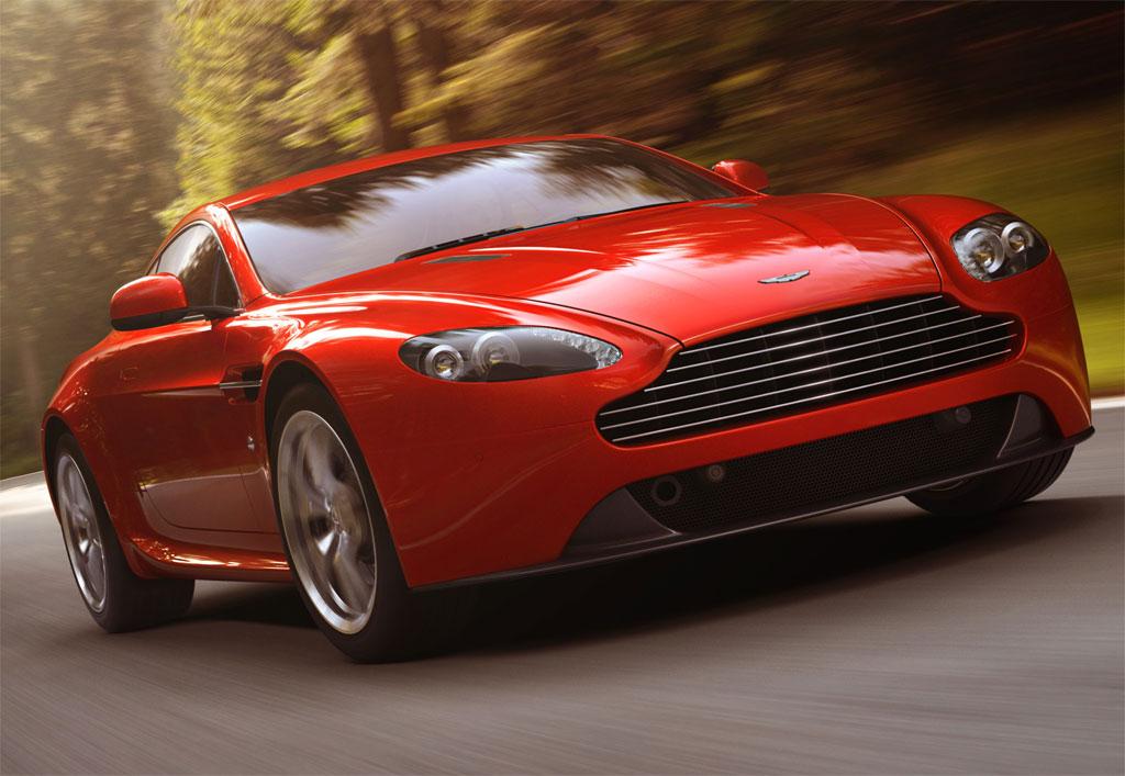 2013 Aston Martin V8 Vantage Coupe Photo 1 12110