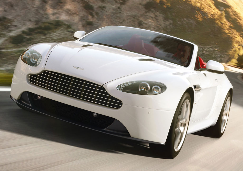 2013 Aston Martin V8 Vantage Roadster Photo 1 12110