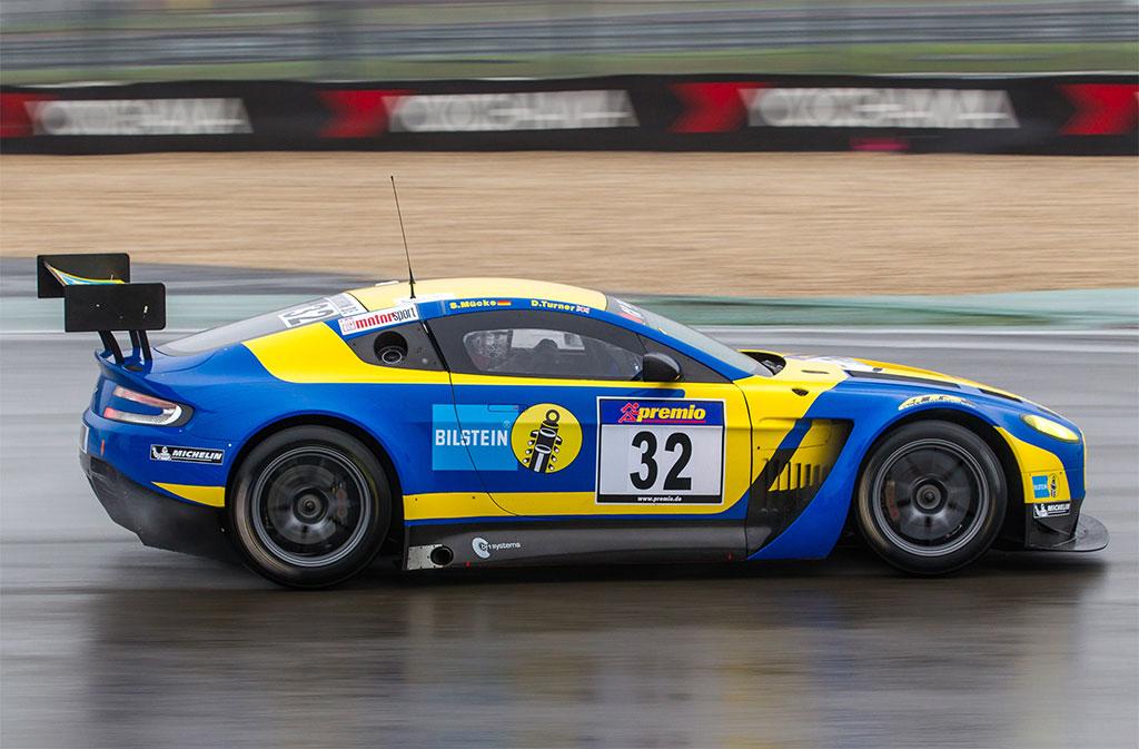 Aston Martin Bilstein V12 Vantage Gt3 Photo 3 13155