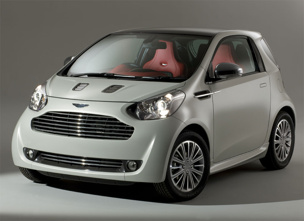 Aston Martin Cygnet Photo 1 7682