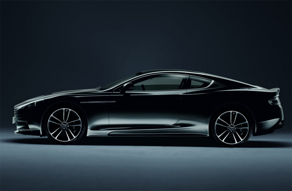 Aston Martin DBS Carbon Black 2