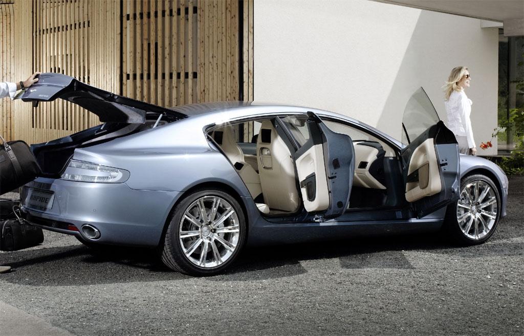 Aston Martin Rapide Photo - 4 door aston martin price