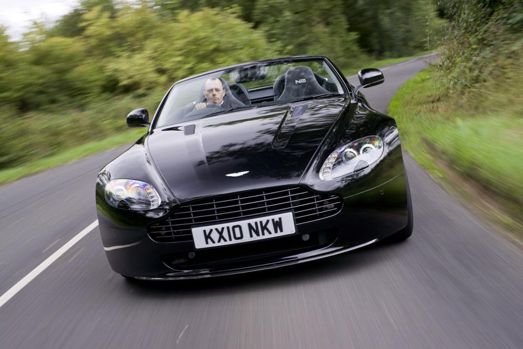 Aston Martin Vantage N420 Roadster Photo 13 9429