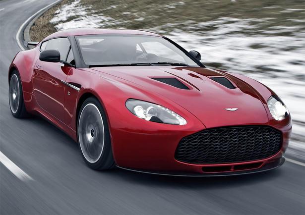 The 2013 Aston Martin V8 Vantage's price list starts at £84,995 GBP ...