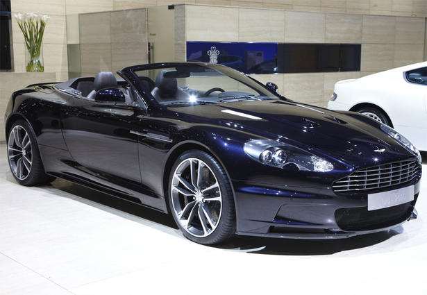 Aston Martin V Vantage Carbon Black And DBS UB - Aston martin dbs price