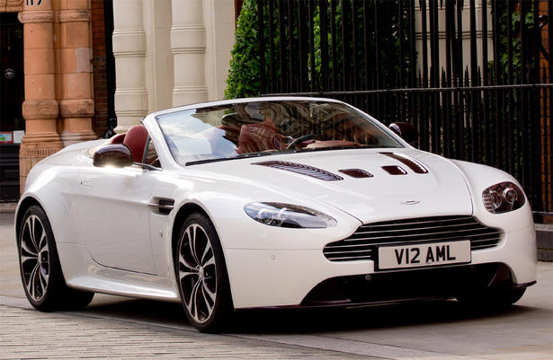 Aston Martin V12 Vantage Roadster 1