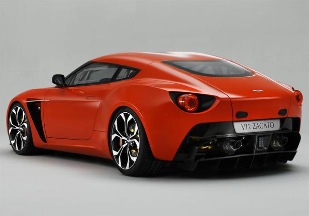 Zagato Video Aston Martin V12 Zagato Video