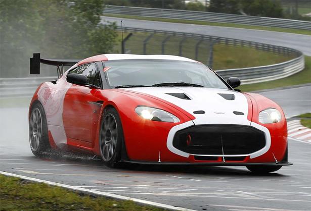 Aston Martin V Zagato Livery - Aston martin v12 zagato specs