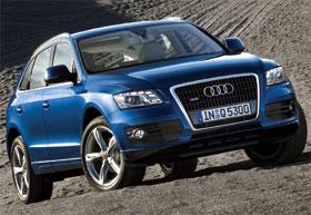 Audi Q6 Goes After Bmw X6