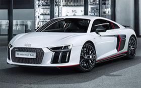 Audi R8 V10 plus selection 24h Revealed Photos
