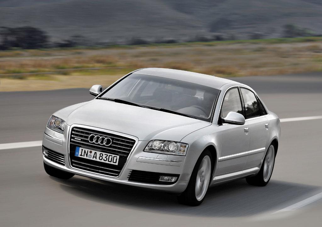 2008 Audi A8 Photo 7 951